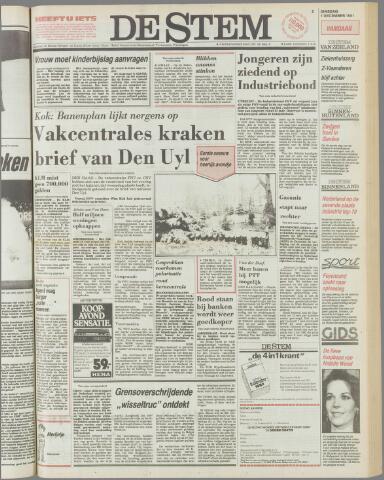 de Stem 1981-12-01