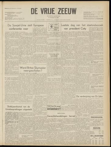 de Vrije Zeeuw 1954-07-26