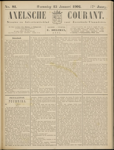 Axelsche Courant 1902-01-15