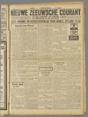 Nieuwe Zeeuwsche Courant 1924-06-21