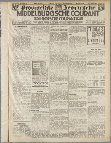 Middelburgsche Courant 1933-10-20