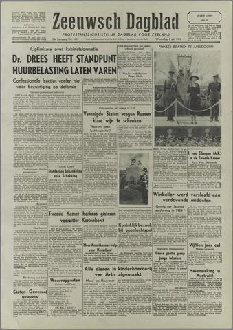 Zeeuwsch Dagblad 1956-07-04