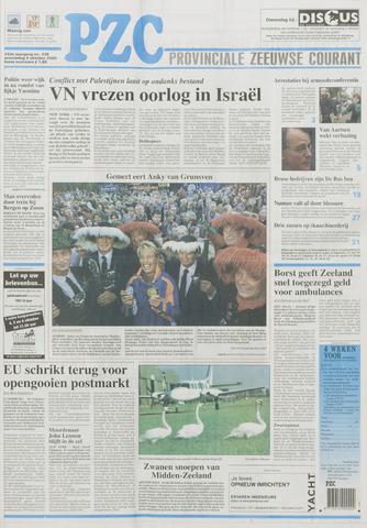 Provinciale Zeeuwse Courant 2000-10-04