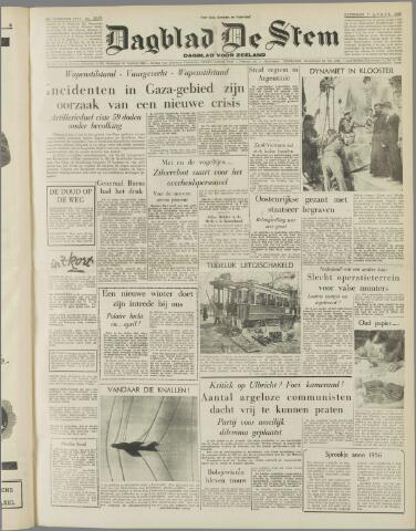 de Stem 1956-04-07