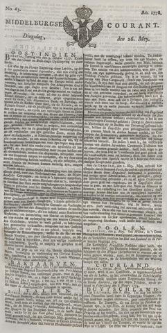 Middelburgsche Courant 1778-05-26