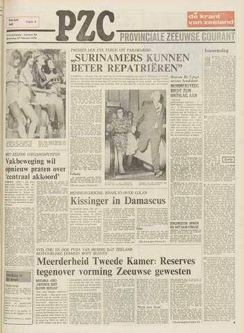 Provinciale Zeeuwse Courant 1974-02-27