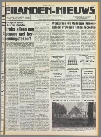 Eilanden-nieuws. Christelijk streekblad op gereformeerde grondslag 1975-01-21