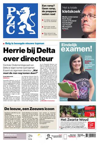 Provinciale Zeeuwse Courant 2016-05-12