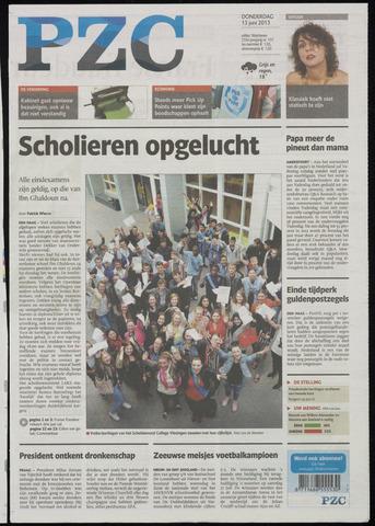 Provinciale Zeeuwse Courant 2013-06-13
