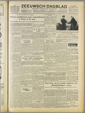 Zeeuwsch Dagblad 1951-12-21