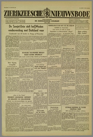Zierikzeesche Nieuwsbode 1959-01-12