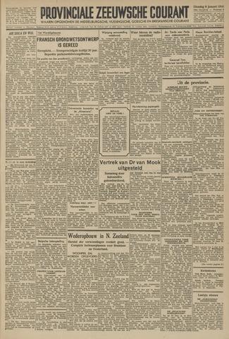 Provinciale Zeeuwse Courant 1946-01-08