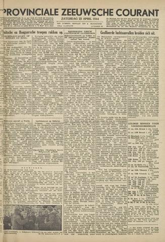 Provinciale Zeeuwse Courant 1944-04-22