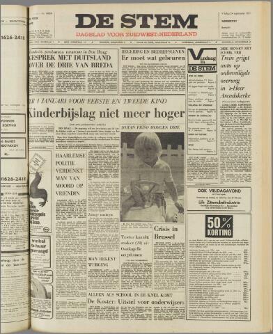 de Stem 1971-09-24