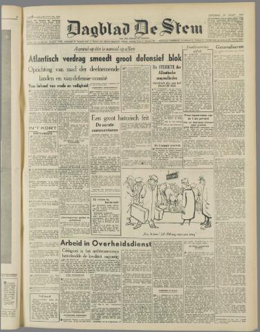 de Stem 1949-03-19