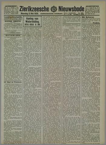 Zierikzeesche Nieuwsbode 1930-05-12