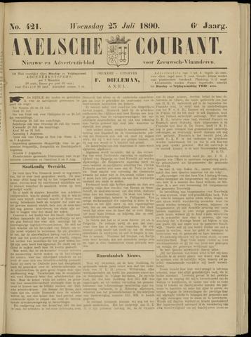 Axelsche Courant 1890-07-23