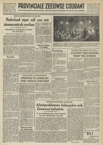Provinciale Zeeuwse Courant 1952-12-13