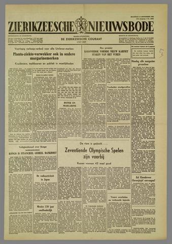 Zierikzeesche Nieuwsbode 1960-09-12