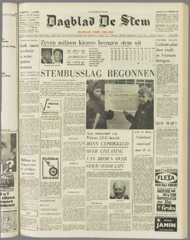 de Stem 1967-02-15