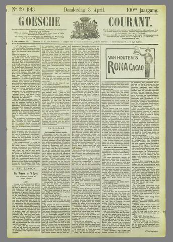 Goessche Courant 1913-04-03