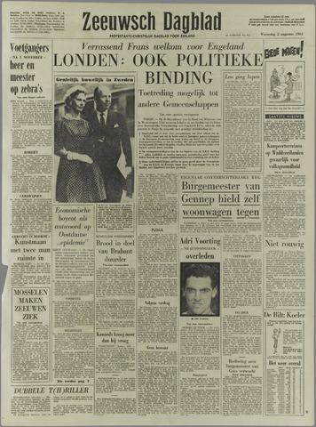 Zeeuwsch Dagblad 1961-08-02