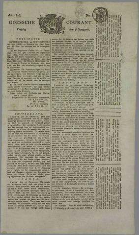 Goessche Courant 1826-01-06