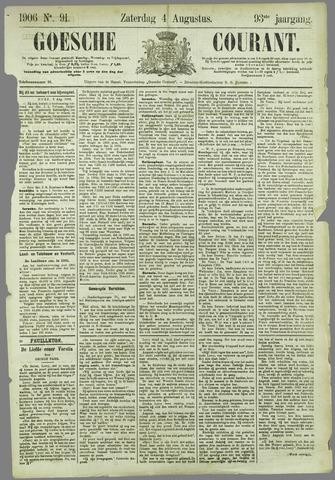 Goessche Courant 1906-08-04