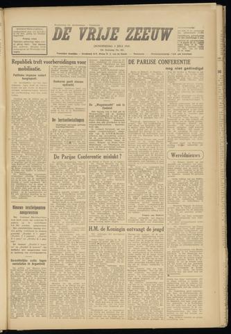 de Vrije Zeeuw 1947-07-03