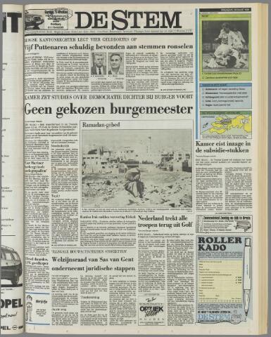 de Stem 1991-03-20