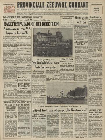 Provinciale Zeeuwse Courant 1963-05-02