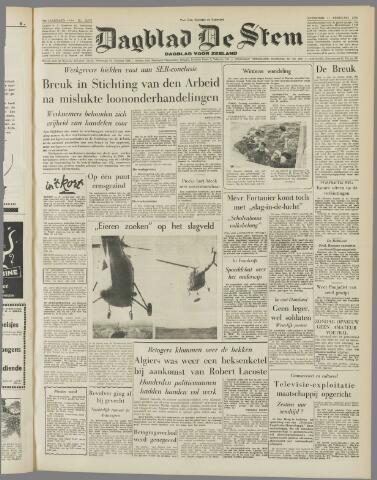 de Stem 1956-02-11