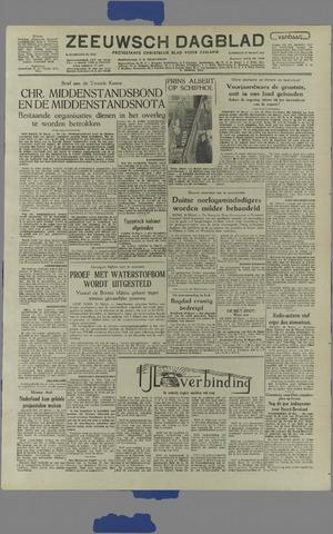 Zeeuwsch Dagblad 1954-03-27