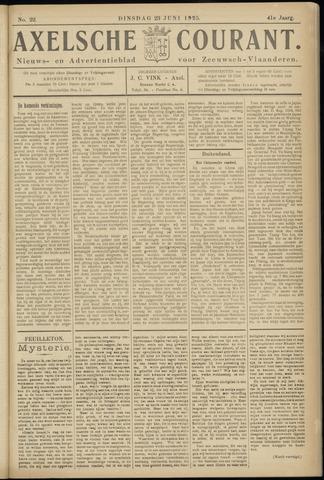 Axelsche Courant 1925-06-23