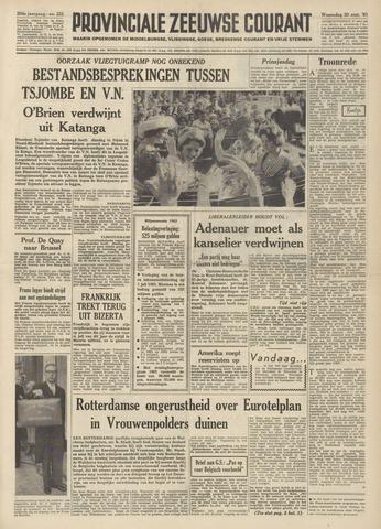 Provinciale Zeeuwse Courant 1961-09-20