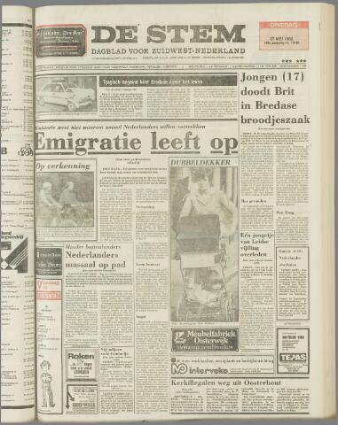 de Stem 1980-05-27