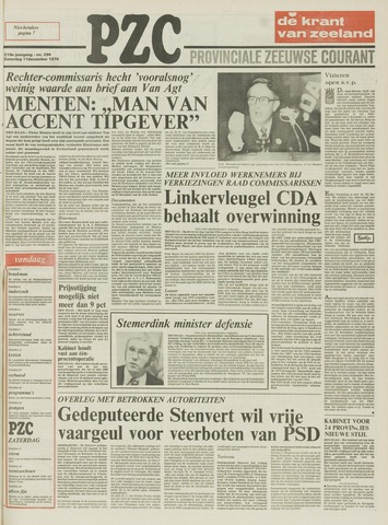 Provinciale Zeeuwse Courant 1976-12-11
