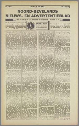 Noord-Bevelands Nieuws- en advertentieblad 1935-06-01