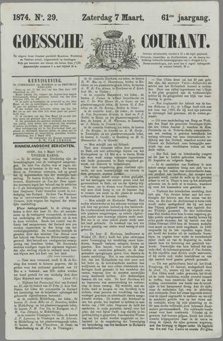 Goessche Courant 1874-03-07