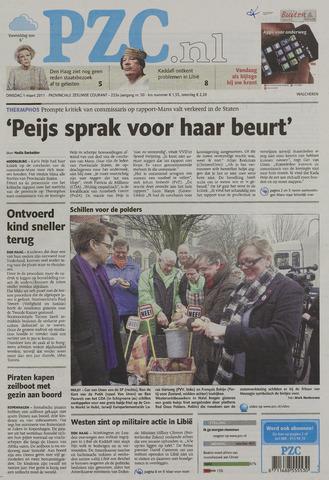 Provinciale Zeeuwse Courant 2011-03-01