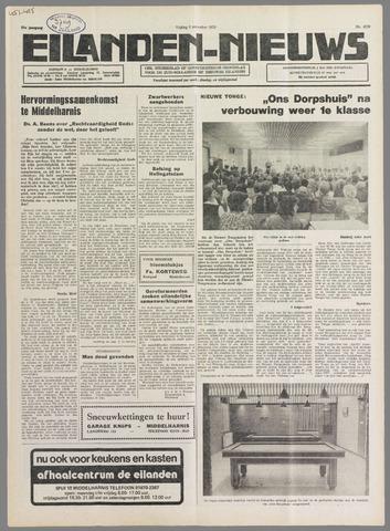 Eilanden-nieuws. Christelijk streekblad op gereformeerde grondslag 1978-11-03