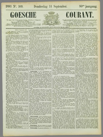 Goessche Courant 1893-09-14