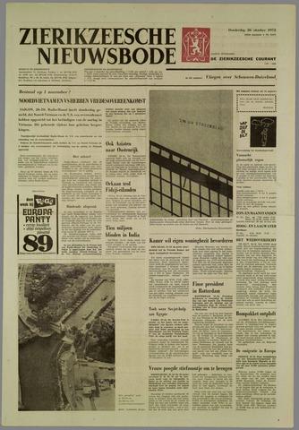 Zierikzeesche Nieuwsbode 1972-10-26