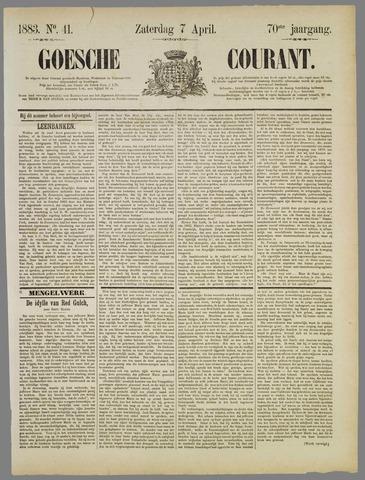 Goessche Courant 1883-04-07