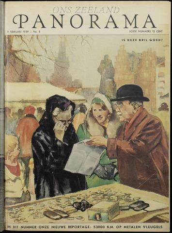 Ons Zeeland / Zeeuwsche editie 1939-02-09