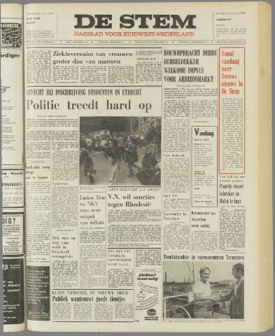 de Stem 1972-08-22
