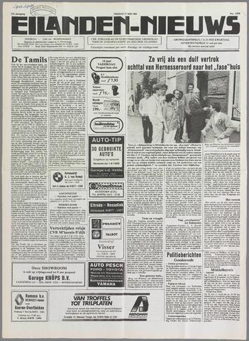 Eilanden-nieuws. Christelijk streekblad op gereformeerde grondslag 1985-05-31