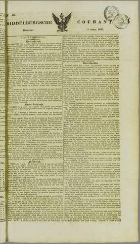 Middelburgsche Courant 1837-04-11