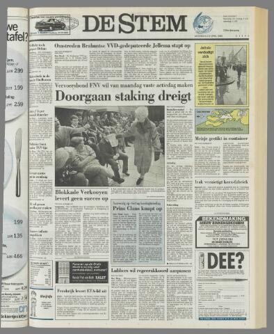 de Stem 1992-04-08
