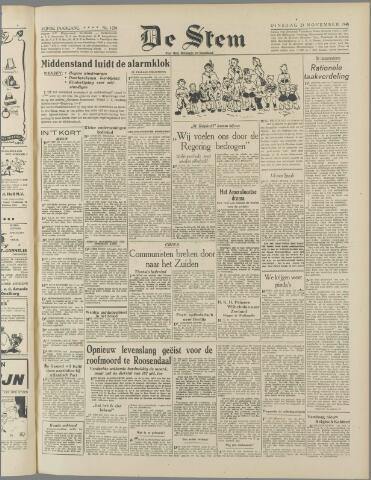de Stem 1948-11-23